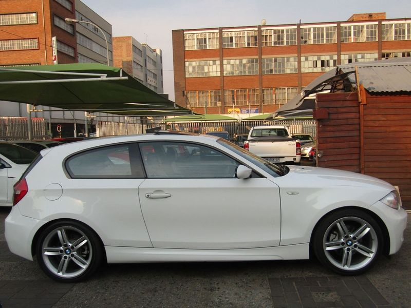 Used Bmw 1 Series 120d Coupe Exclusive For Sale In Gauteng Cars Co