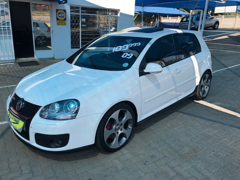 used volkswagen golf golf 5 gti manual for sale in gauteng id 3859742. Black Bedroom Furniture Sets. Home Design Ideas