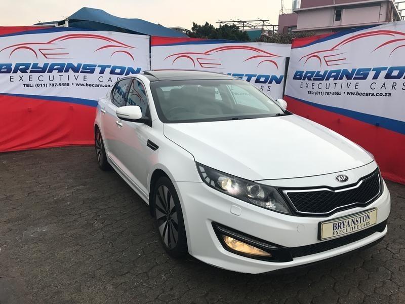 2013 Kia Optima 2.4 GDI Auto For Sale In Gauteng