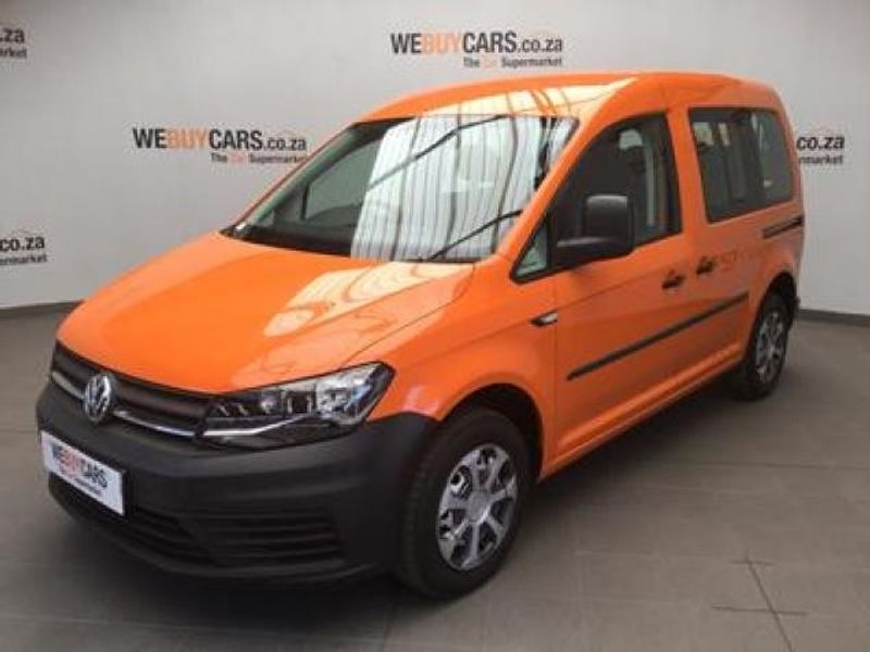 Used Volkswagen Caddy Crewbus 1 6i For Sale In Kwazulu Natal Cars