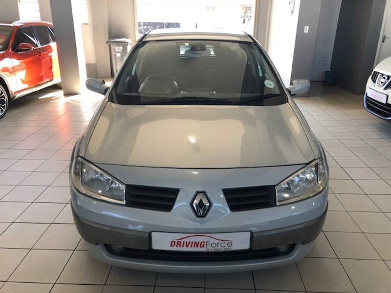 Used Renault Megane Ii 16 Dynamique 5dr For Sale In Western Cape
