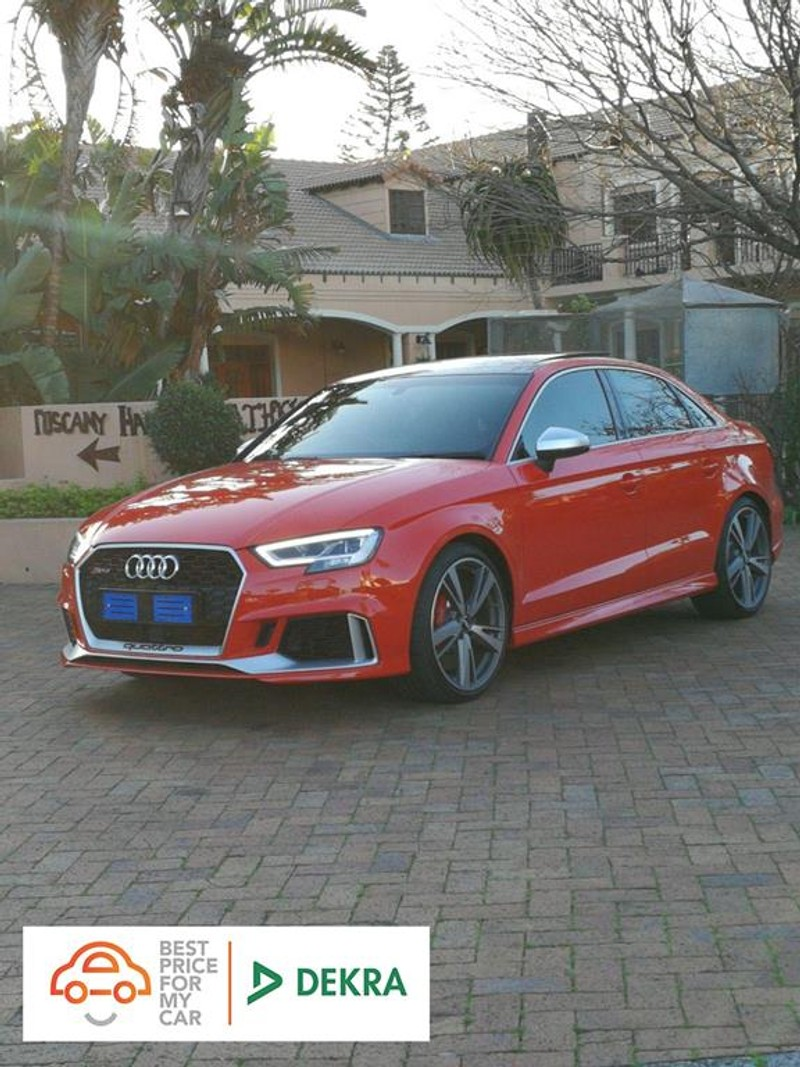 2017 Audi Rs3 2.5 Stronic Western Cape Goodwood_0