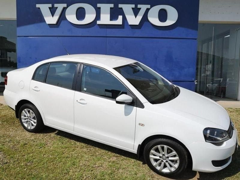 2016 Volkswagen Polo Vivo GP 1.4 Trendline TIP Mpumalanga Nelspruit_0