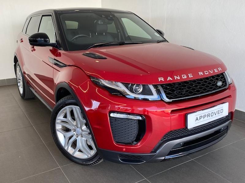 2020 Land Rover Evoque 2.0 SD4 HSE Dynamic Gauteng Johannesburg_0