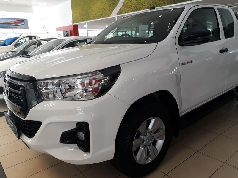2020 Toyota Hilux 2.4 GD-6 RB SRX PU ECAB Kwazulu Natal Hillcrest_0
