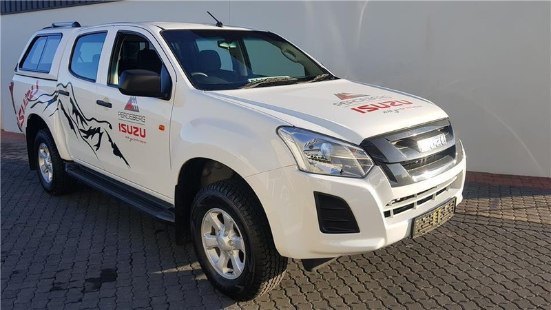 Used Isuzu Kb Series 250 D Teq Ho Hi Rider Double Cab Bakkie For