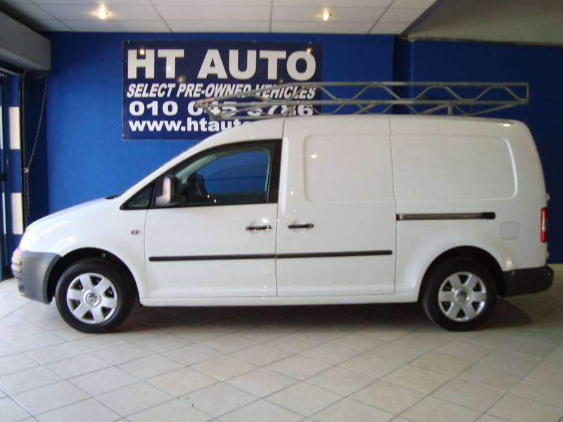 93218d98b1 Used Volkswagen Caddy Maxi 1.9 Tdi F c P v for sale in Gauteng ...