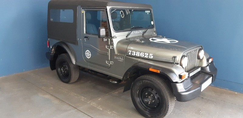 Used Mahindra Thar 2 5 Crde 4x4 Soft Top For Sale In Gauteng Cars