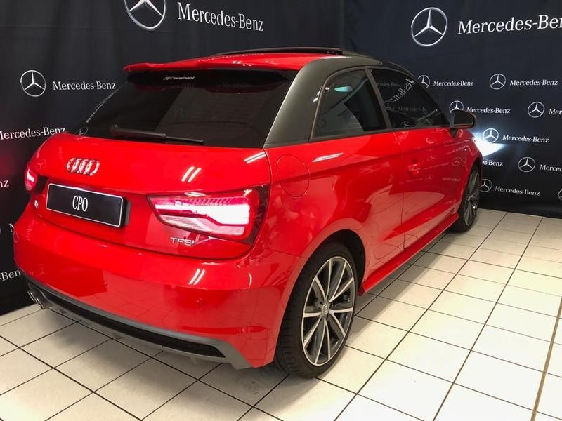 used audi a1 1.4t fsi se s-tronic 3dr for sale in western cape