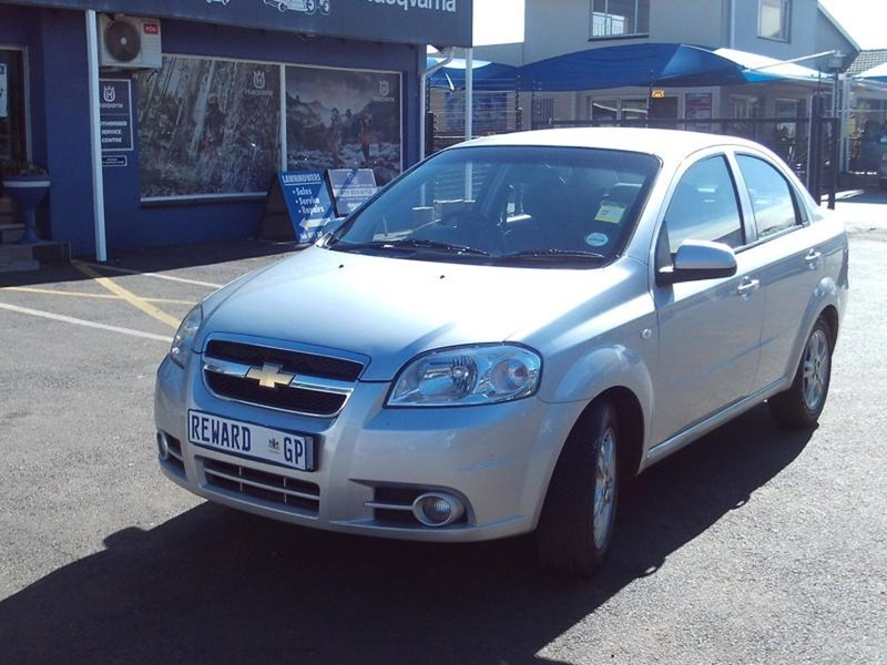 Used Chevrolet Aveo 16 Ls For Sale In Gauteng Cars Id3898231