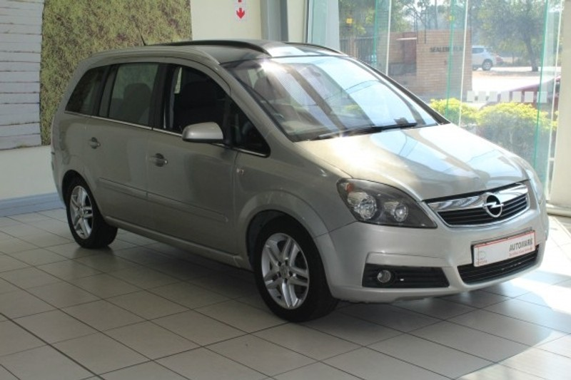 Used Opel Zafira 18 Enjoy For Sale In Limpopo Cars Id3901425