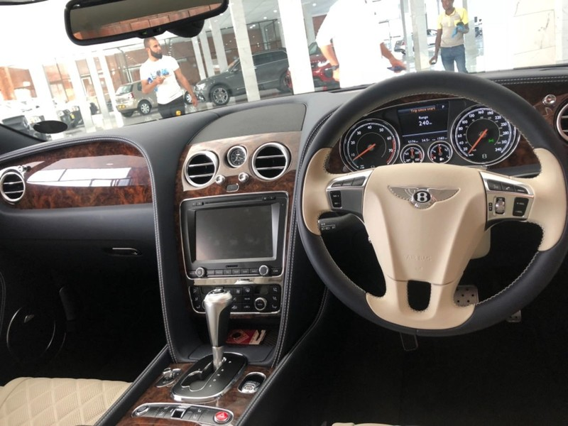 Used Bentley Continental Gt V8 S Convertible For Sale In Mpumalanga