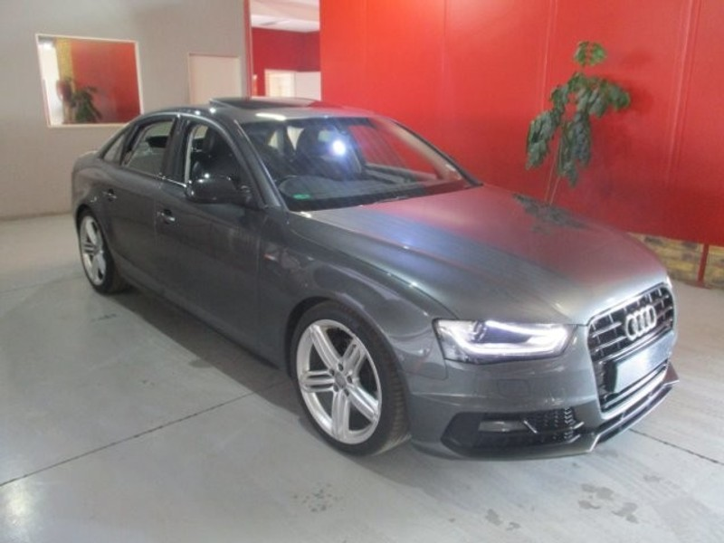 Used Audi A4 2 0 Tdi S Multitronic For Sale In Gauteng Cars Co Za
