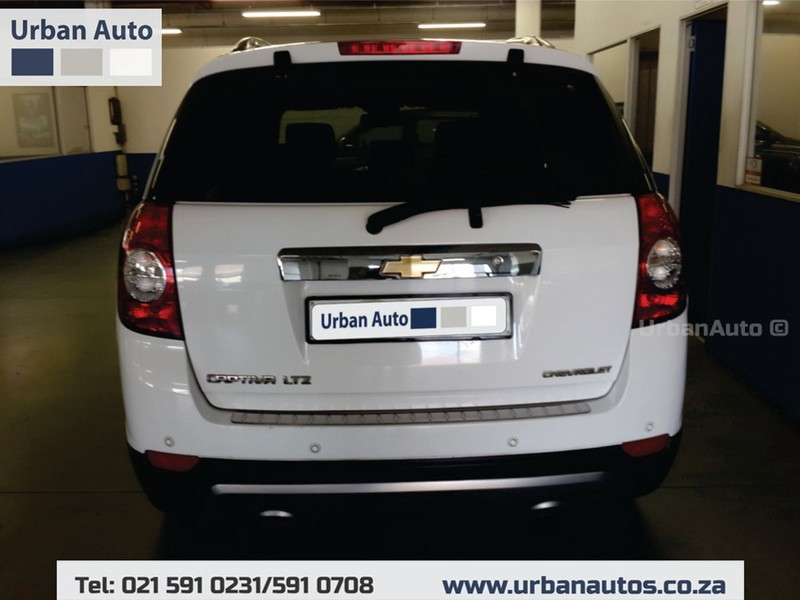 Used Chevrolet Captiva 20d Ltz 4x4 For Sale In Western Cape Cars