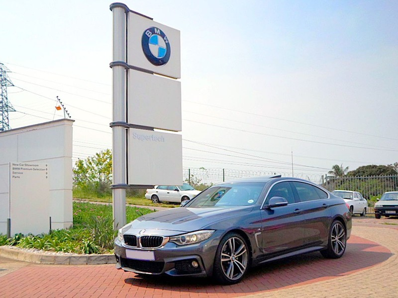 Used Bmw 4 Series 428i Gran Coupe M Sport Auto For Sale In Kwazulu