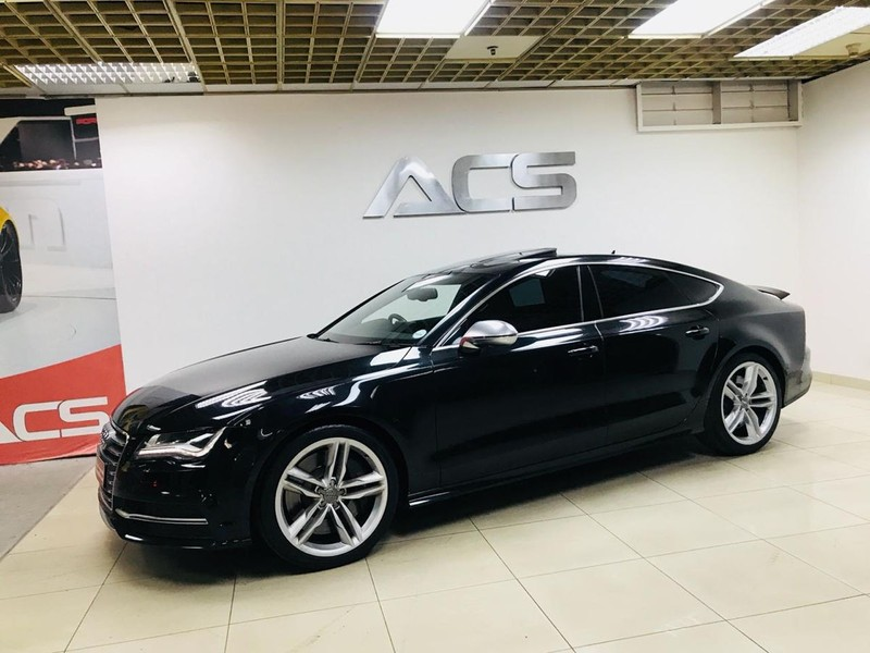 Used Audi S7 Sportback 40t Tfsi S Tronic 680000kms For Sale In
