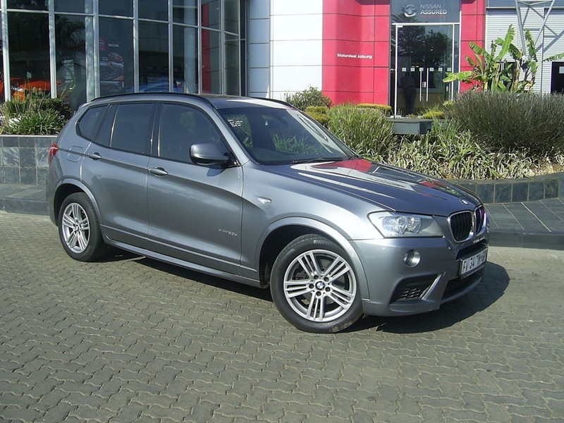 Used BMW X3 Xdrive20d M-sport A/t for sale in Gauteng - Cars co za