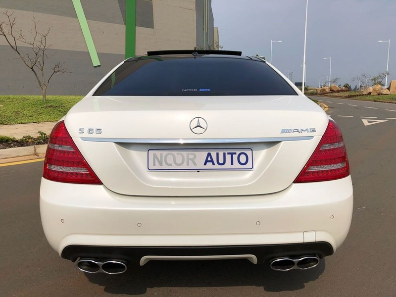 Used Mercedes Benz S Class S65 Amg V12 Bi Turbo For Sale In Kwazulu