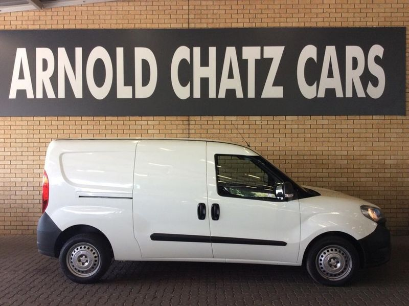 Used Fiat Doblo Cargo Maxi 1 6 Mjt F C P V For Sale In Gauteng