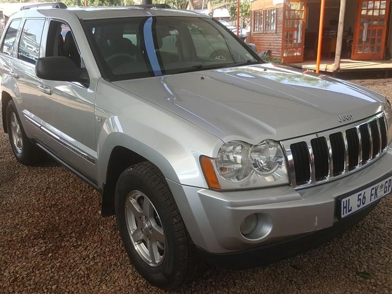 used jeep grand cherokee 5.7 hemi v8 ltd for sale in gauteng - cars