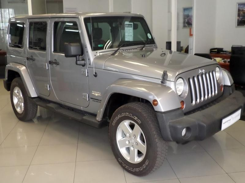 2014 Jeep Wrangler Unlimited 3.6l V6 A/t For Sale In Gauteng