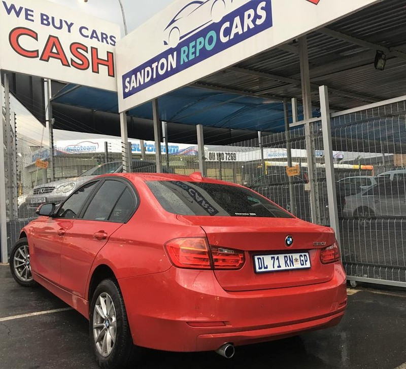 Used BMW 3 Series 320i Auto For Sale In Gauteng
