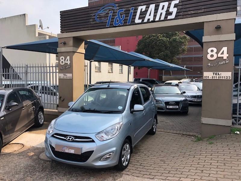 Used Hyundai I10 11 Gls For Sale In Kwazulu Natal Cars Id