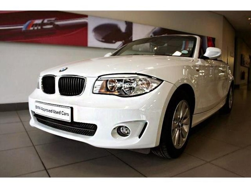 Used Bmw 1 Series 120i Convertible A T For Sale In Gauteng Cars Co