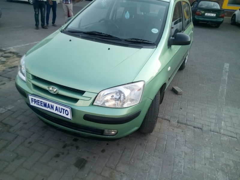 Used Hyundai Getz 16 For Sale In Gauteng Cars Id3953579