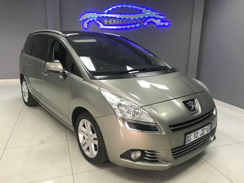 2012 Peugeot 5008 1.6 Thp Allure  Gauteng Vereeniging_0
