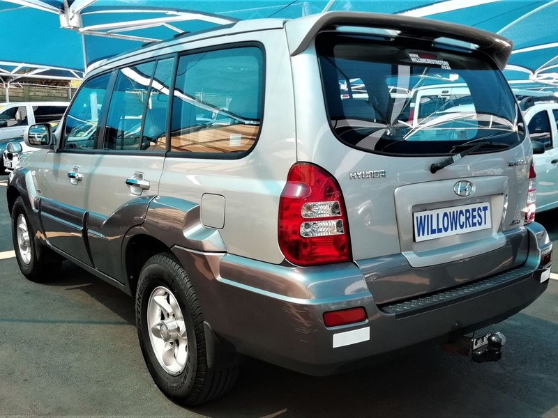 Used Hyundai Terracan 29 Crdi For Sale In Gauteng Cars Id