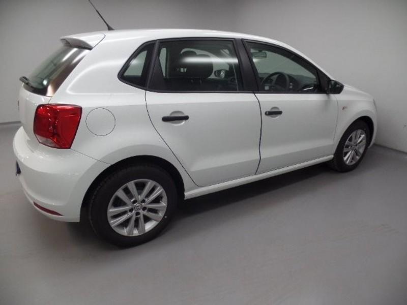 Used Volkswagen Polo Vivo 1 4 Trendline 5 Door For Sale In