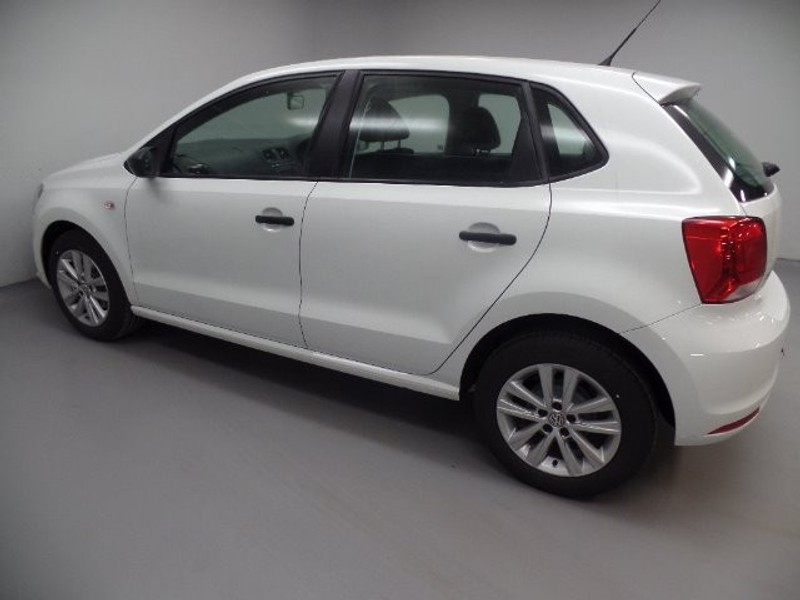 Used Volkswagen Polo Vivo 1 4 Trendline 5 Door For Sale In