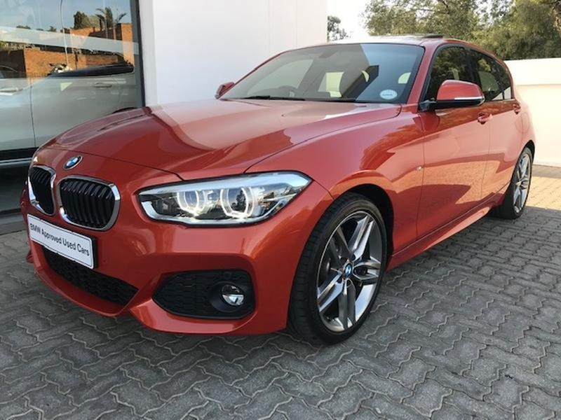 Used Bmw 1 Series 125i M Sport 5dr Auto F20 For Sale In Gauteng