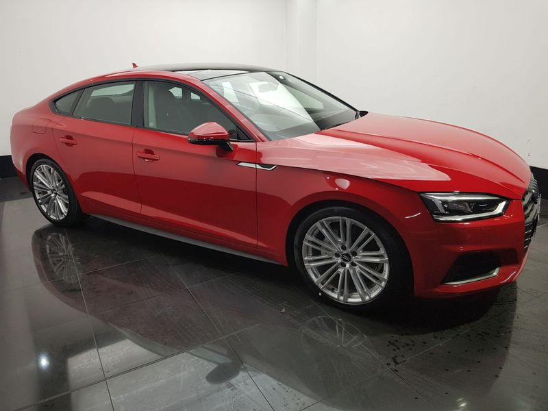 Used Audi A5 2.0TFSi Sportback for sale in Gauteng - Cars ...