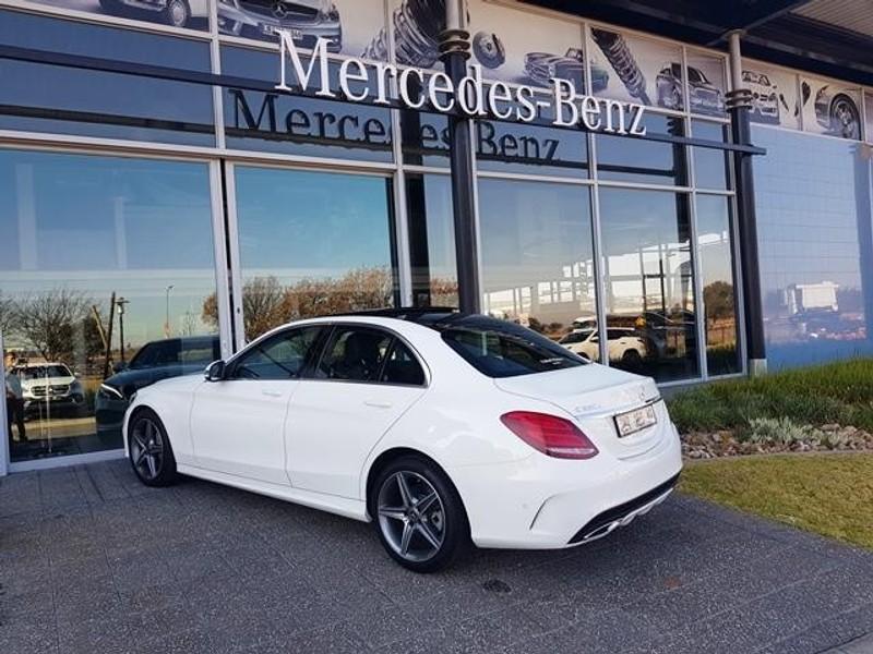 Used Mercedes Benz C Class C220 Bluetec Amg Line Auto For