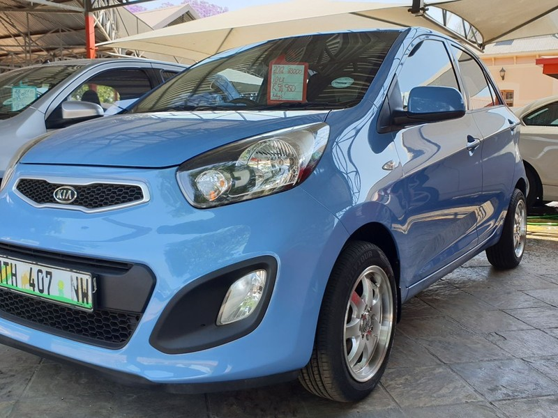 Used Kia Picanto 10 Lx For Sale In North West Province Cars
