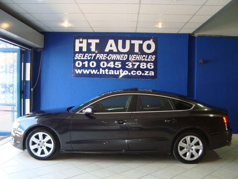 Used Audi A5 Sportback 20tfsi Multitronic For Sale In Gauteng