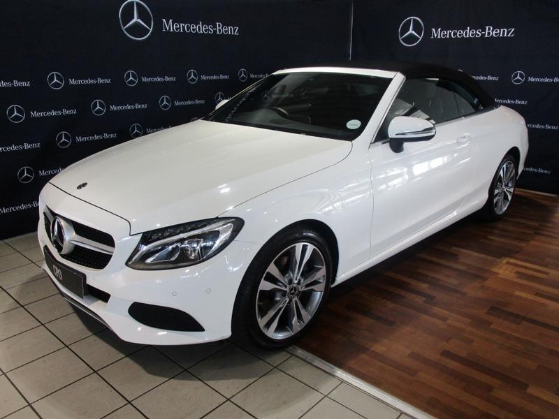 2018 Mercedes-Benz C-Class C200 Cabriolet Auto Western Cape Cape Town_0