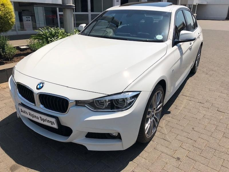 Used Bmw 3 Series 320d M Sport Auto For Sale In Gauteng Cars Co Za