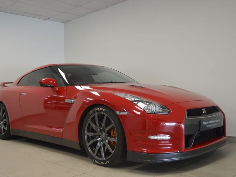 2011 Nissan GT-R Premium  Gauteng Pretoria_0
