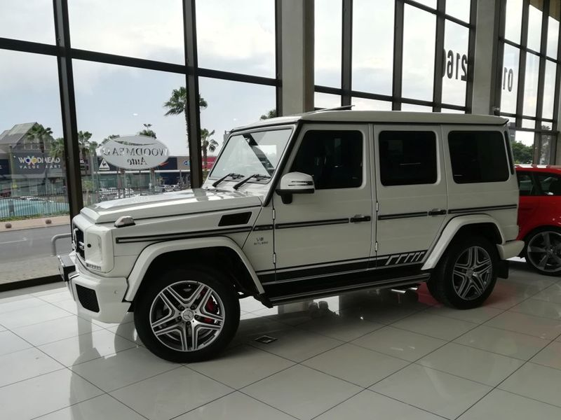 2015 Mercedes Benz G Class G 63 AMG V8 BITURBO 463 SERIES For Sale In  Gauteng