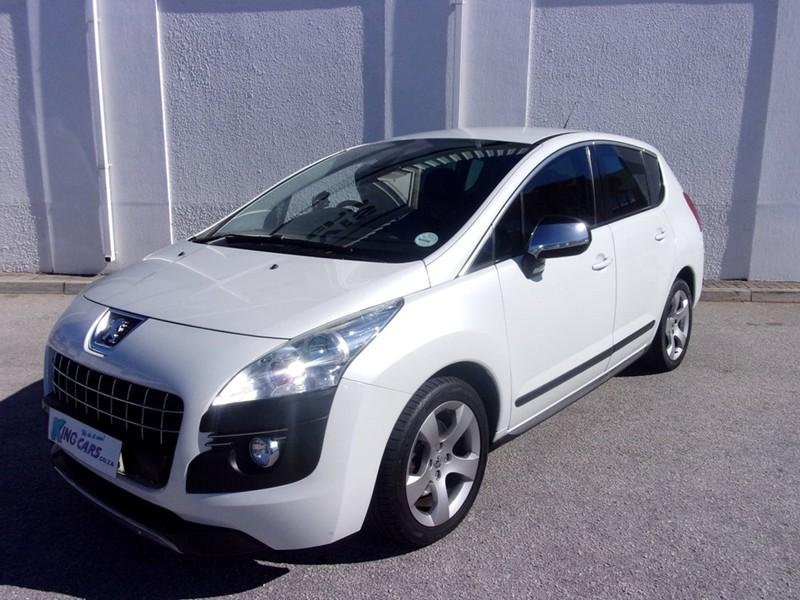 2011 Peugeot 3008 2.0 Hdi Premium  Eastern Cape Port Elizabeth_0
