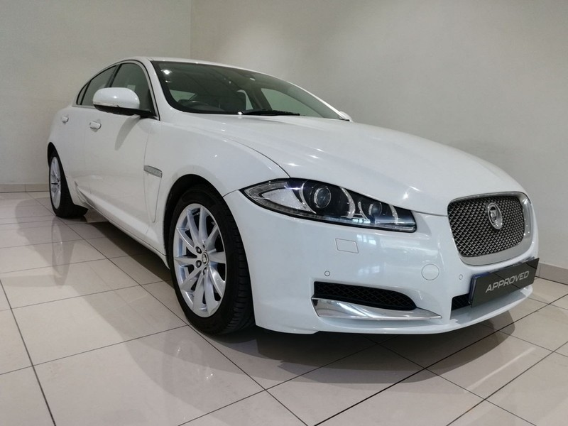2014 Jaguar XF 2.0 I4 Luxury For Sale In Western Cape