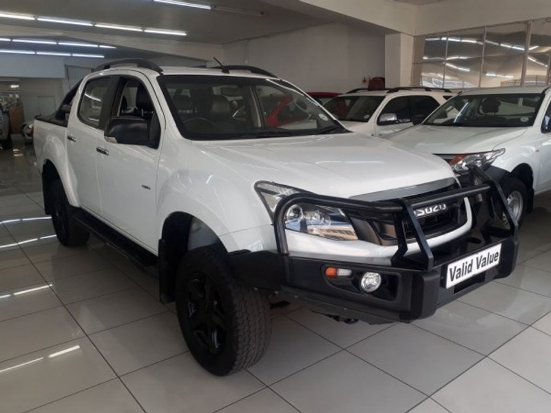Used Isuzu Kb Series 300 D Teq Lx 4x4 Double Cab Bakkie For Sale In