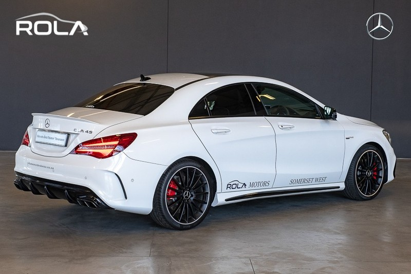 Used Mercedes Benz Cla Class 45 Amg For Sale In Western Cape Cars