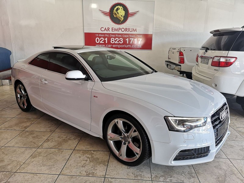 used audi a5 s tronic s line for sale in western cape - cars.co.za