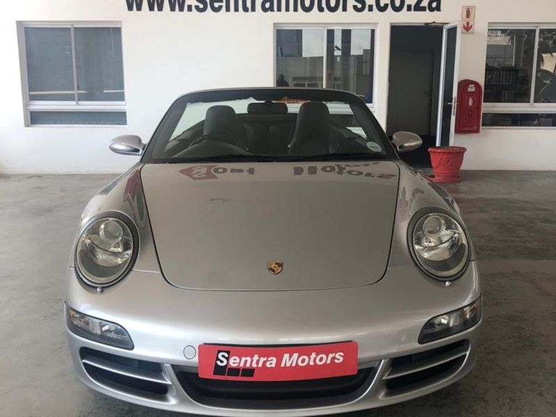 Used Porsche 911 Carrera S Cabriolet 997 For Sale In Free State