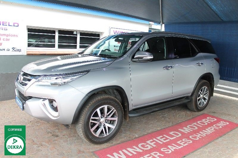 2017 Toyota Fortuner 2.8GD-6 RB Auto Western Cape Kuils River_0