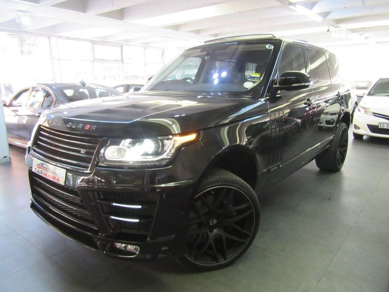 Used Land Rover Range Rover 44 Sdv8 Lwb Sv Autobiography For Sale